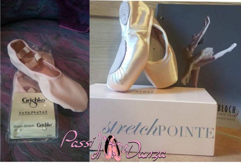 PASSI DI DANZA offerta scarpe da punta - occasione scarpe da ballo