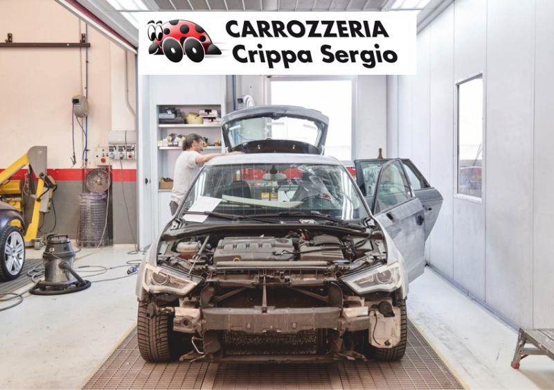 CARROZZERIA CRIPPA SERGIO offerta lavaggio auto - promozione lucidatura auto