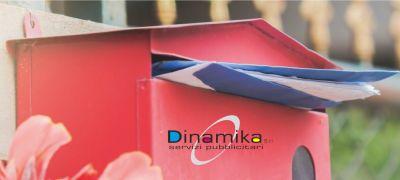 dinamika offerta distribuzione cataloghi promozione volantinaggio door to door mirata