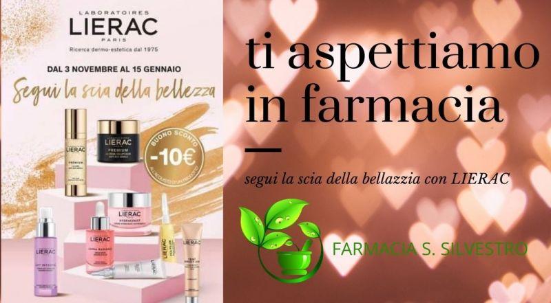 Occasione prodotti Lierac in promozione a Modena – Offerta creme e sieri Lierac scontati a Modena