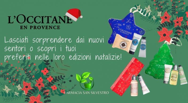 Offerta L'Occitane profumi idea regalo a Modena – Occasione idea regalo per Natale profumi della Provenza a Modena