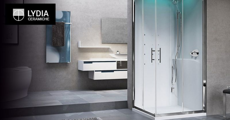 offerta vendita box doccia Novelli Roma - occasione Novelli vasche da bagno a Pomezia