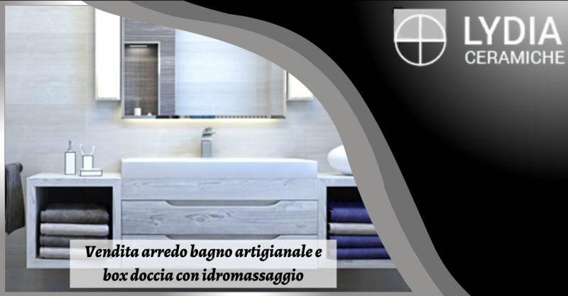 Offerta arredo bagno artigianale Fiumicino - occasione cabine doccia idromassaggio Infernetto