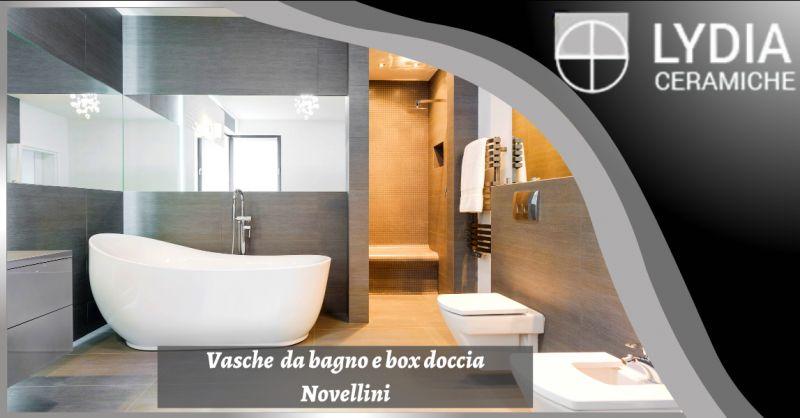 Offerta vendita cabine doccia novellini fiumicino - occasione vasche da bagno novellini ostia