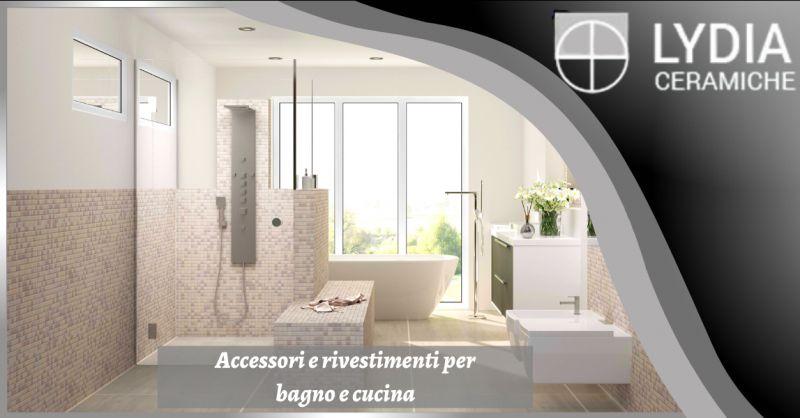 LYDIA CERAMICHE Offerta mosaici da rivestimento acilia - occasione vendita accessori bagno roma