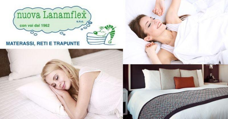 offerta materassi tradizionali e su misura Pistoia - NUOVA LANAMFLEX