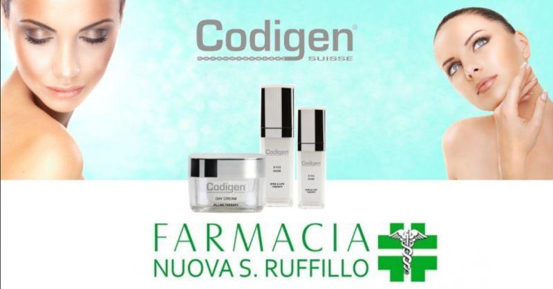 FARMACIA NUOVA SAN RUFFILLO offerta crema antirughe CODIGEN - promozione crema lifting CODIGEN