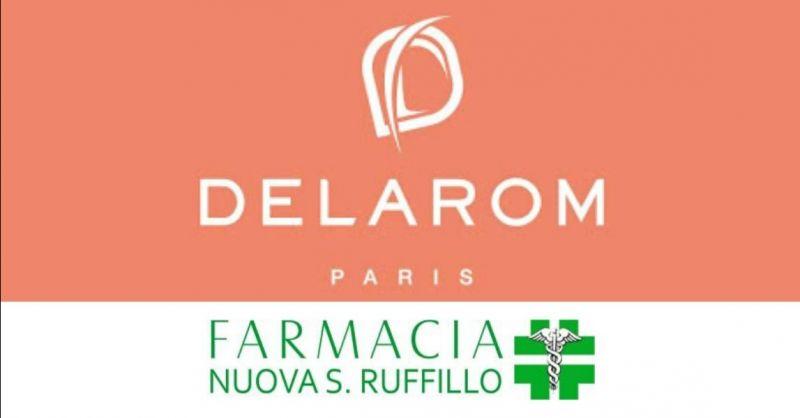 FARMACIA NUOVA SAN RUFFILLO offerta crema viso DELAROM - promozione crema corpo DELAROM