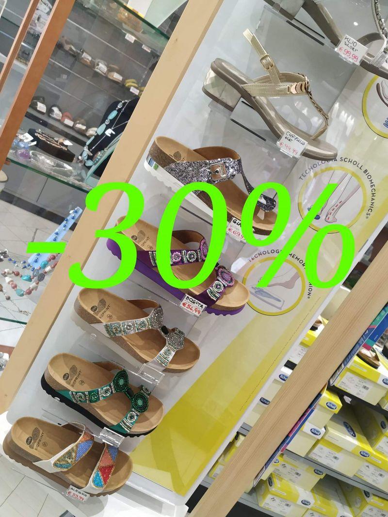 offerta calzature estive SCHOLL in sconto Bologna - occasione calzature scholl in offerta