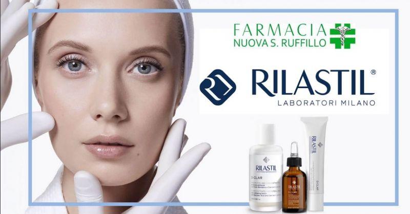 Occasione vendita prodotti cosmetici Rilastil - offerta trattamenti viso corpo Rilastil Bologna