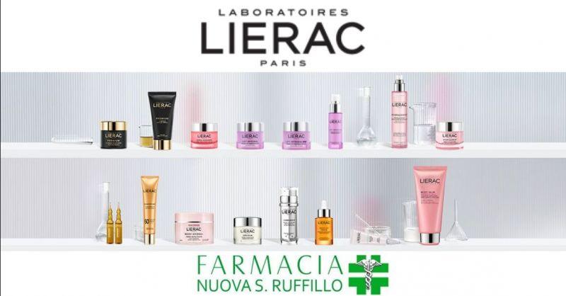 Promozione vendita linea prodotti Lierac Bologna - offerta trattamenti per la pelle Lierac