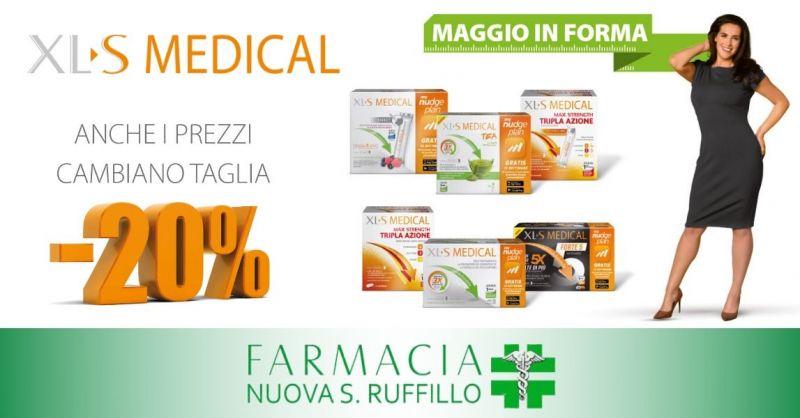 Occasione prodotti xls medical in offerta Bologna - Promozione prodotti dimagranti scontati