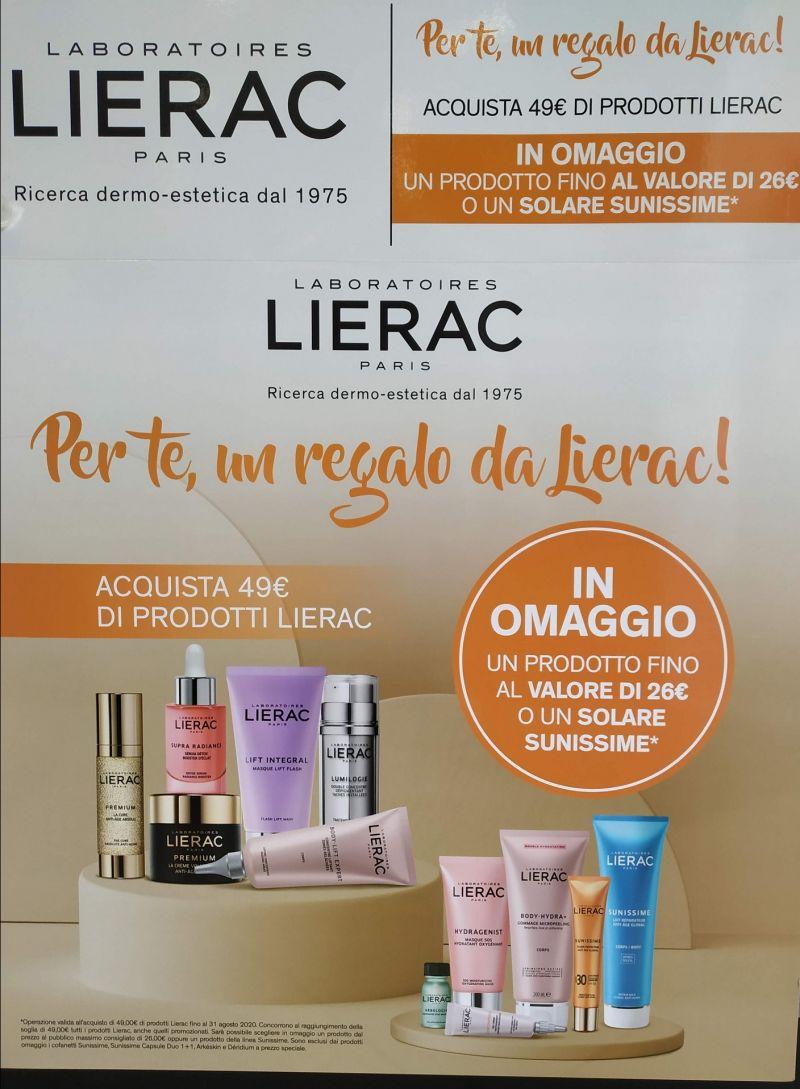 Offerta vendita crema solare Lierac Bologna - Occasione dove acquistare prodotti Lierac Bologna