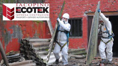 offerta trasporto rifiuti solidi liquidi reggio calabria recupero materiali edili reggio