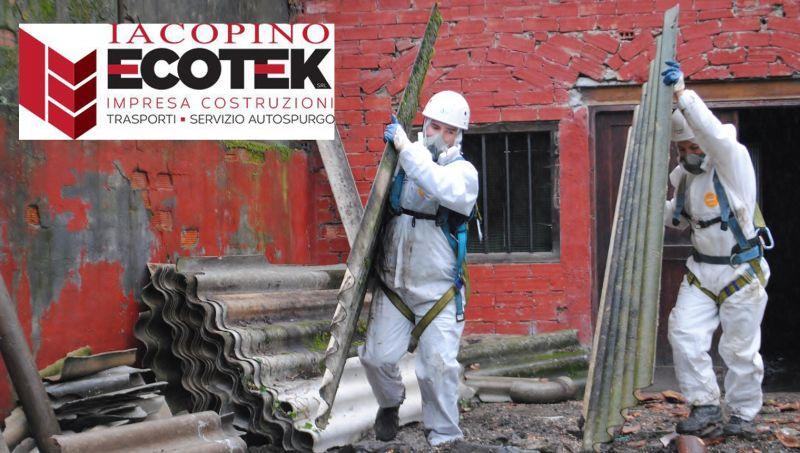 Offerta Trasporto rifiuti solidi liquidi reggio calabria - recupero materiali edili reggio