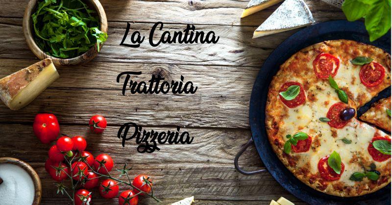 La Cantina offerta giro pizza - occasione menu a prezzo fisso Ragusa