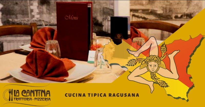 Offerta ristorante trattoria tipica vittoria - occasione ristoranti pizzerie a vittoria rg