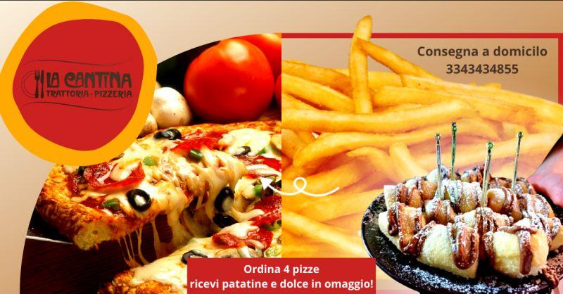 Offerta pizza con consegna a domicilio vittoria - occasione pizzeria a domicilio vittoria rg