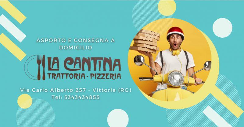 Offerta pizzeria con consegna a domicilio Vittoria - occasione pizzeria con asporto Vittoria