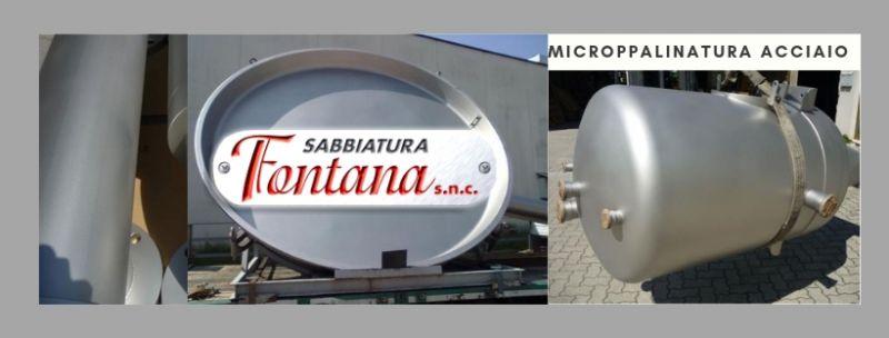 Micropallinatura Parma martellamento delle superfici parma