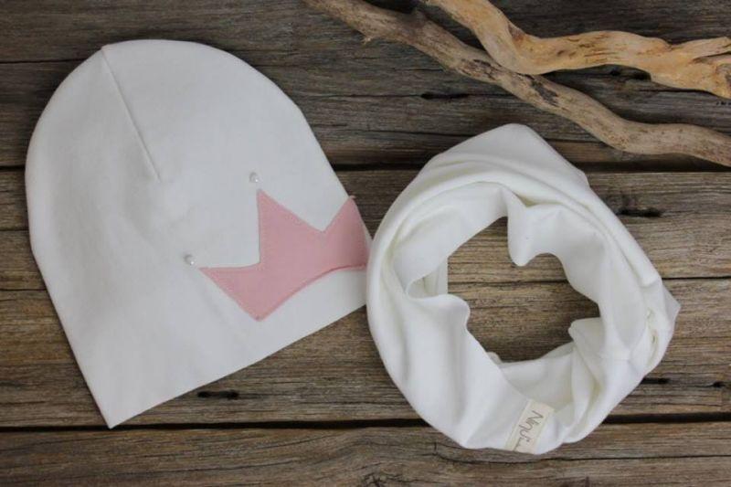 offerta Cappello bambina realizzato mano bari - offerta sciarpa anello bambina modugno