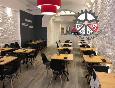 officina della pizza offerta pizzeria ristorante menu via san lazzaro promozione pizzata gruppi
