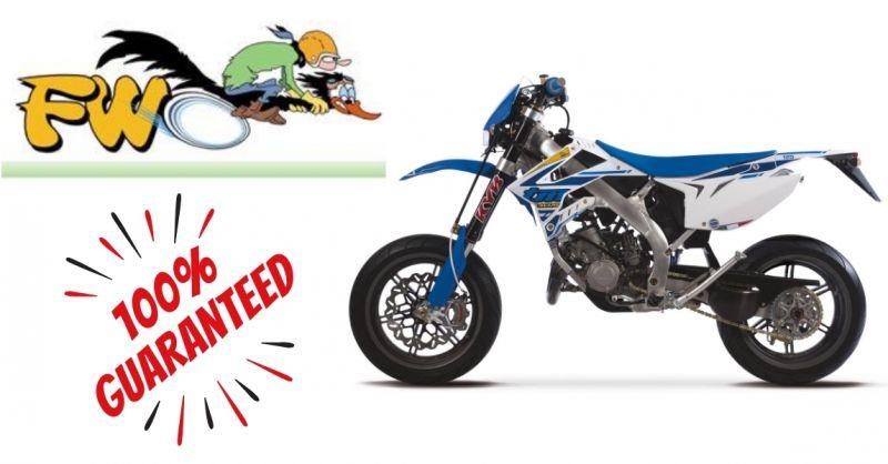 FW Fornaro World - occasione preparazione moto competizioni fuoristrada enduro cross
