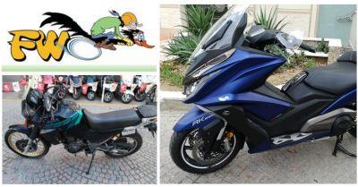 fw fornaro world occasione moto usate offerta scooter usati promozione moto scooter usati