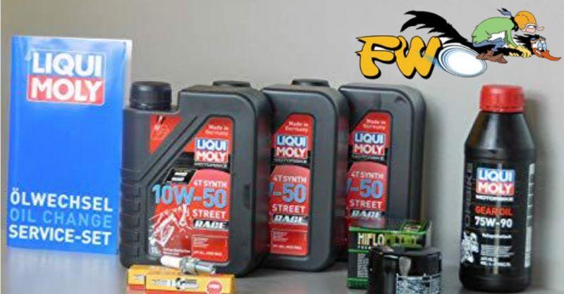 FW Fornaro World - offerta olio lubrificante per moto - occasione olio lubrificante per scooter