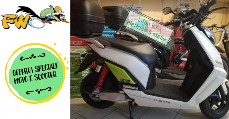 Offerta moto e scooter in vendita a Bordighera (Imperia) da FW FORNARO WORLD grandi occasioni