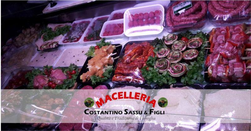 MACELLERIA SASSU Bonarcado - carne locale selezionata di qualita