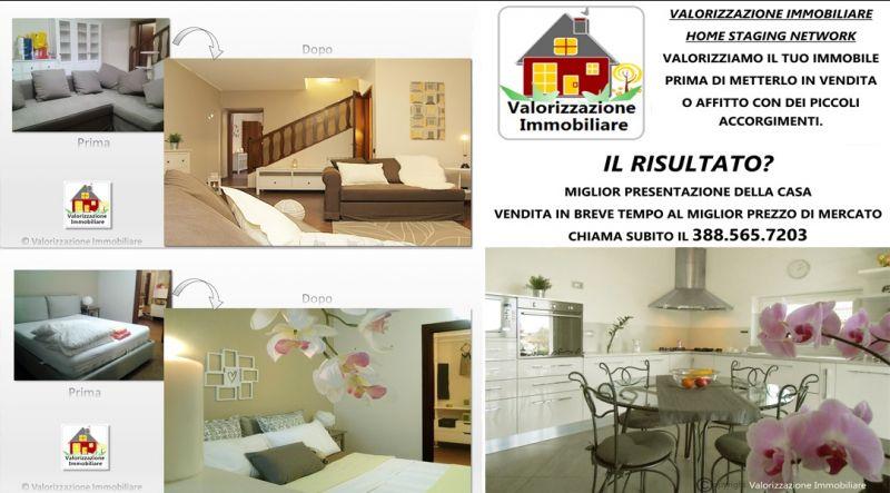 Offerta Home Staging Novara -  Promozione Valorizzazione immobiliare Novara
