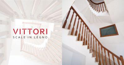 offerta scale stile classico roma occasione scale in legno classiche roma