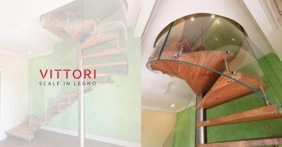 offerta scala a chiocciola vetro curvo roma occasione scala a chiocciola su misura