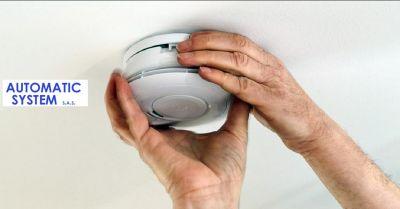 occasione vendita e installazione sistemi di allarme per privati e aziende automatic system