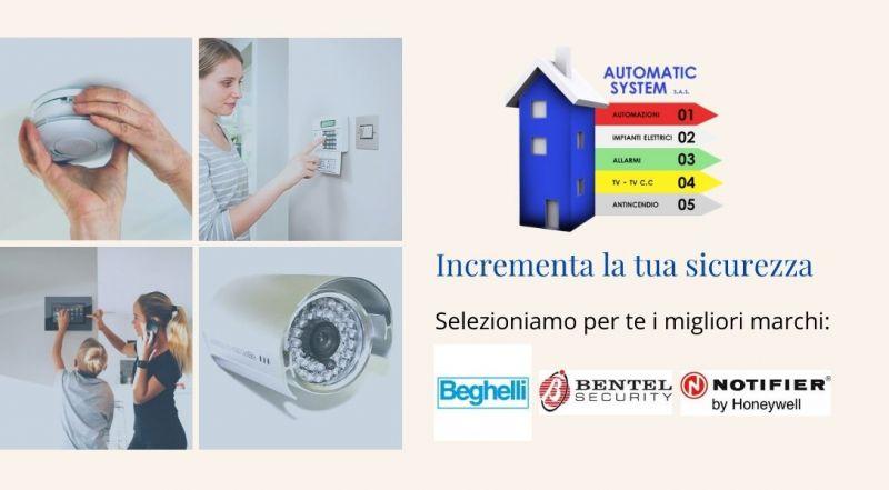 Offerta sistemi di sicurezza e di allarme per la casa a Novara – Occasione installazione impianti di sorveglianza a Novara