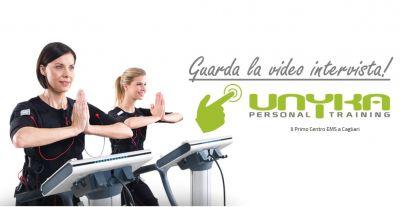 unyka palestra cagliari offerta allenamento personal trainer elettrostimolazione muscolare