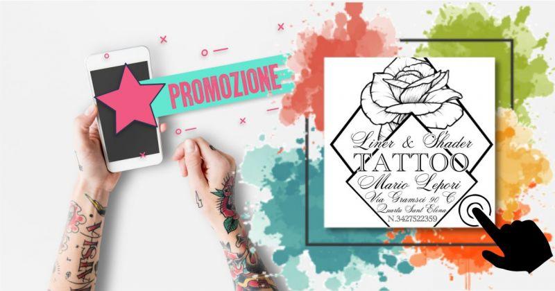 LINER&SHADER di Lepori Mario Quartu  - promozione tatuaggio