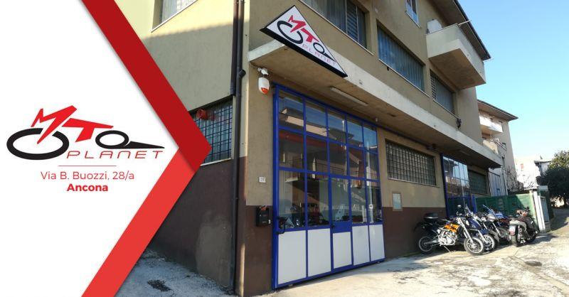 Offerta Riparazione Moto Ancona - Occazione Vendita Moto Sospensioni Moto Ancona