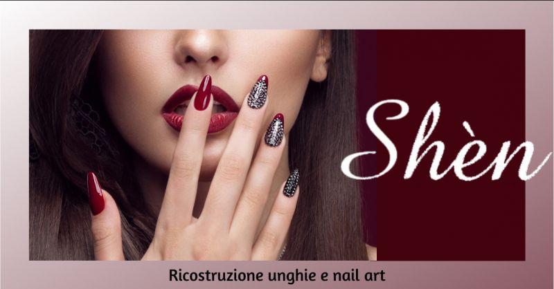 offerta servizio di ricostruzione unghie lido dei pini - occasione centro nail art anzio