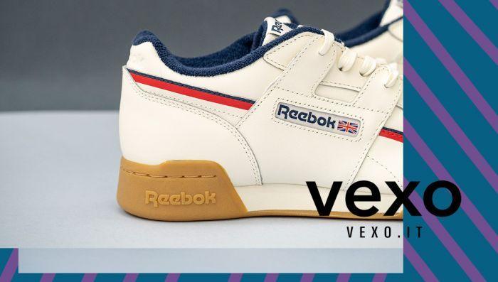 vendita online scarpe Reebok Workout - occasione sneakers Reebok Club - occasione Reebok Reveng