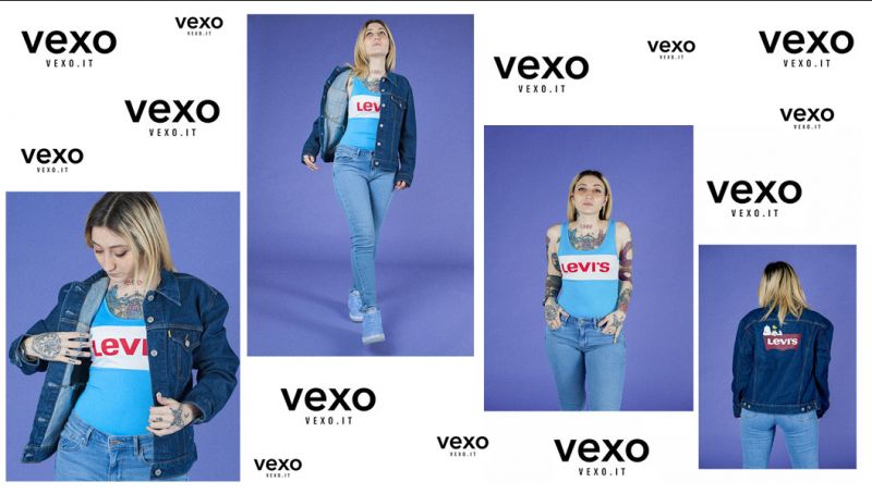 offerta abbigliamento Levi's - occasione jeans levis - offerta T Shirt levis donna -