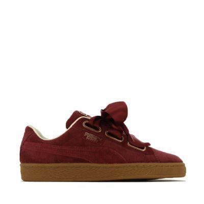 offerta scarpe puma occasione puma basket heart corduroy 366729 02 offerta sneaker puma