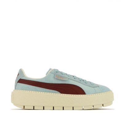 offerta scarpe puma occasione puma platform trace corduroy 366977 03 offerta sneaker puma