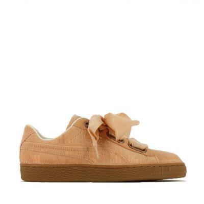offerta scarpe puma occasione puma basket heart corduroy 366729 01 offerta sneaker puma