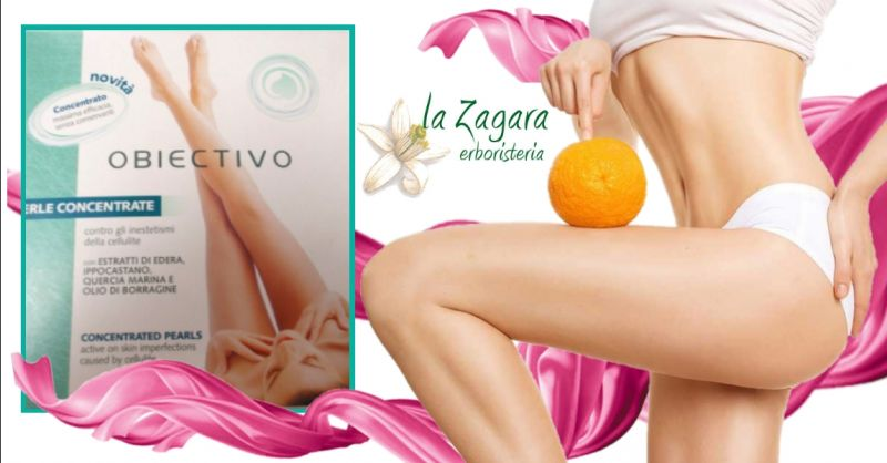 ERBORISTERIA LA ZAGARA - offerta acquisto online trattamento intensivo contro la cellulite