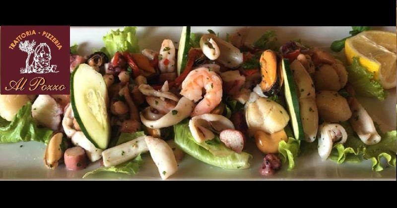 TRATTORIA PIZZERIA AL POZZO Angebot Essen Sie Fleisch und Seefisch am Gardasee Sirmione