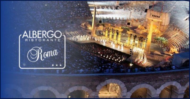 Hotel Ristorante Roma - Aanbieding voor overnachting in Bussolengo vlak bij Verona en het Gardameer