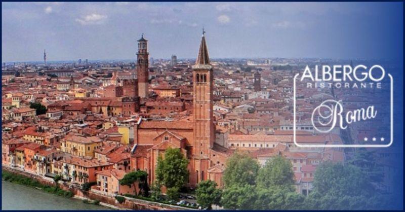 Mogelijkheid overnachting in een hotel in Bussolengo, in de buurt van de Arena van Verona