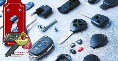 offerta riparazione sostituzione cover chiavi auto pomezia occasione duplicazione chiavi